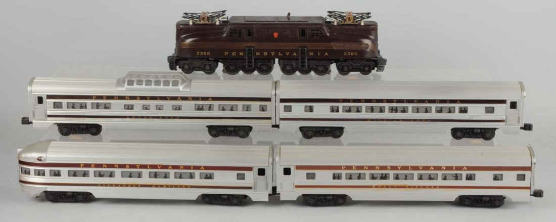 Lionel No. 2360 Congressional Set.