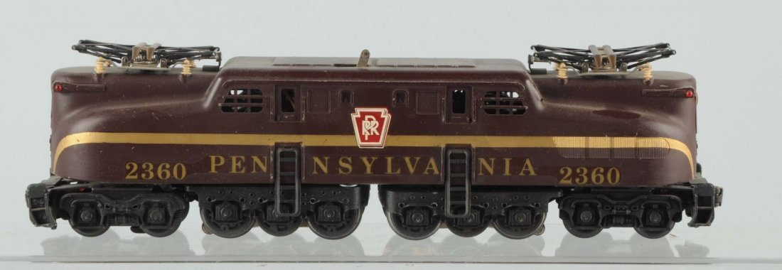 Lionel No. 2360 PRR GG1 Tucson Single Stripe.