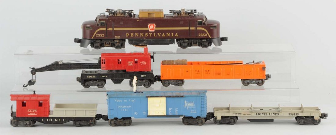 Lionel No. 2511W Boxed Set.