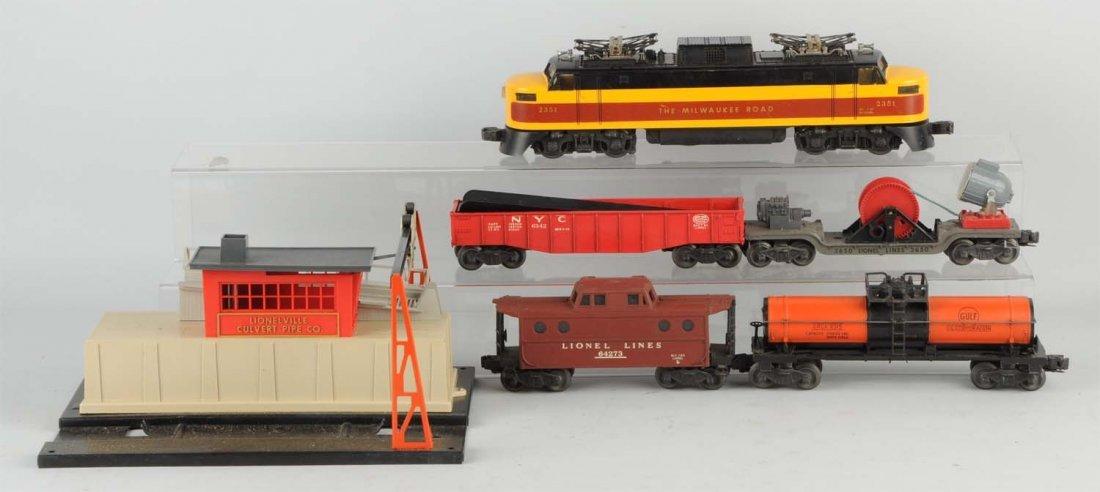 Lionel No. 2287W Boxed Set.