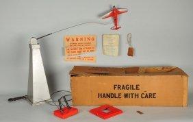 Lionel No. 55 Remote Control Airplane In Box.