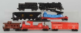 Lionel No. 1625ws Boxed Freight Set.