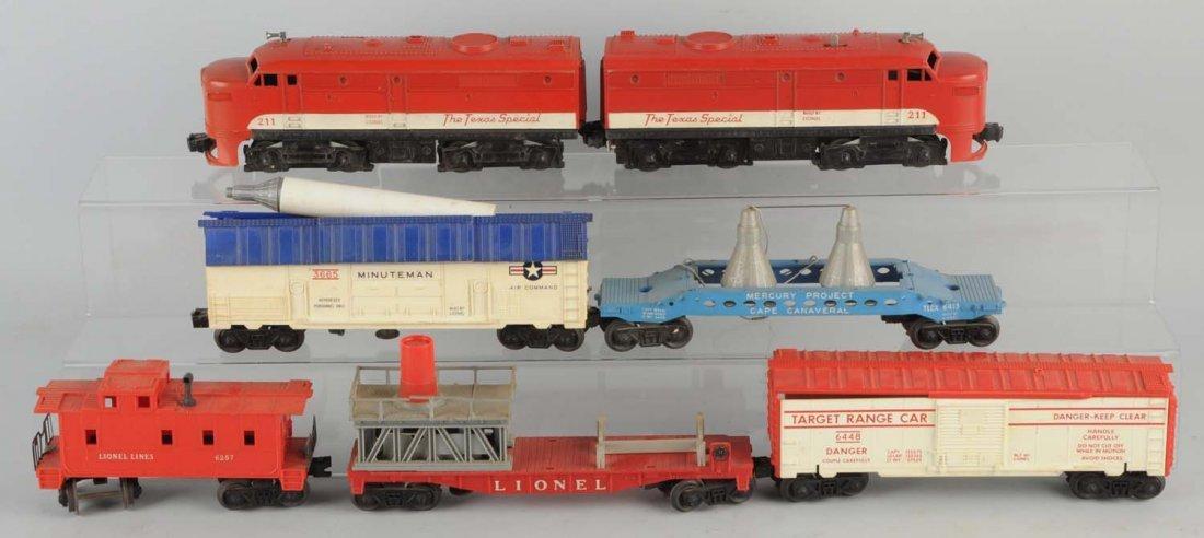 Lionel No.11361 Texas Special Boxed Set.