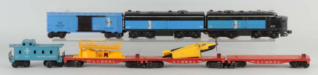 Lionel No. 1615 Boxed Set.