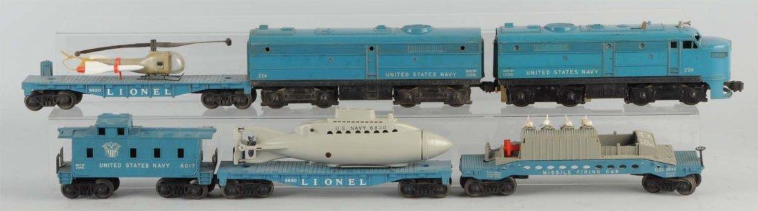 Lionel No. 1633 Boxed Set.