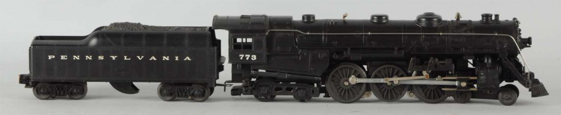 Lionel No. 773LTS in the Master Carton.