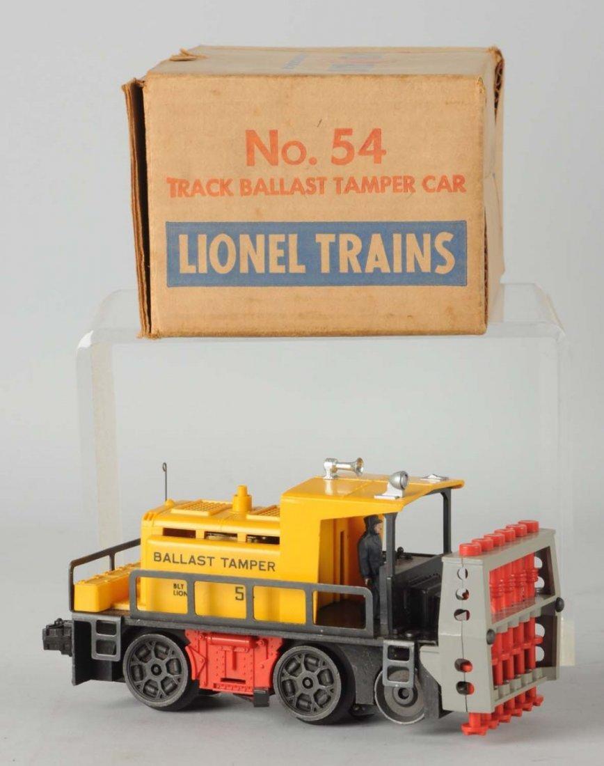 Lionel No. 54 Ballast Temper Car.