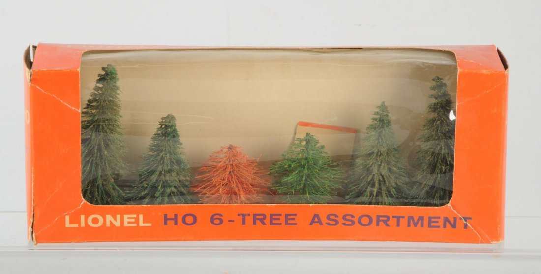 Lionel No. 0430 HO 6-Tree Assortment.