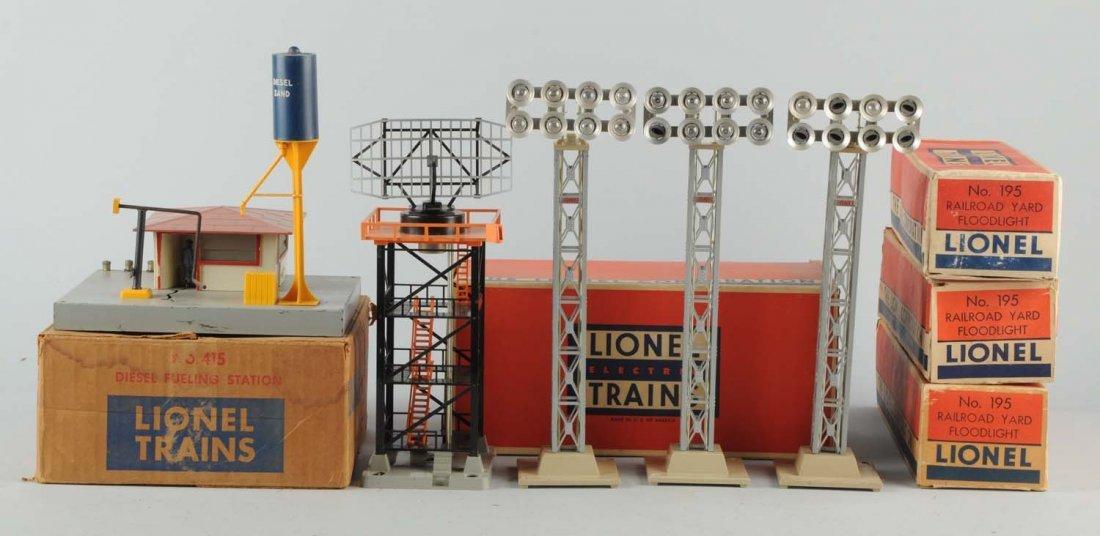Lot Of 5: Lionel Accessories.