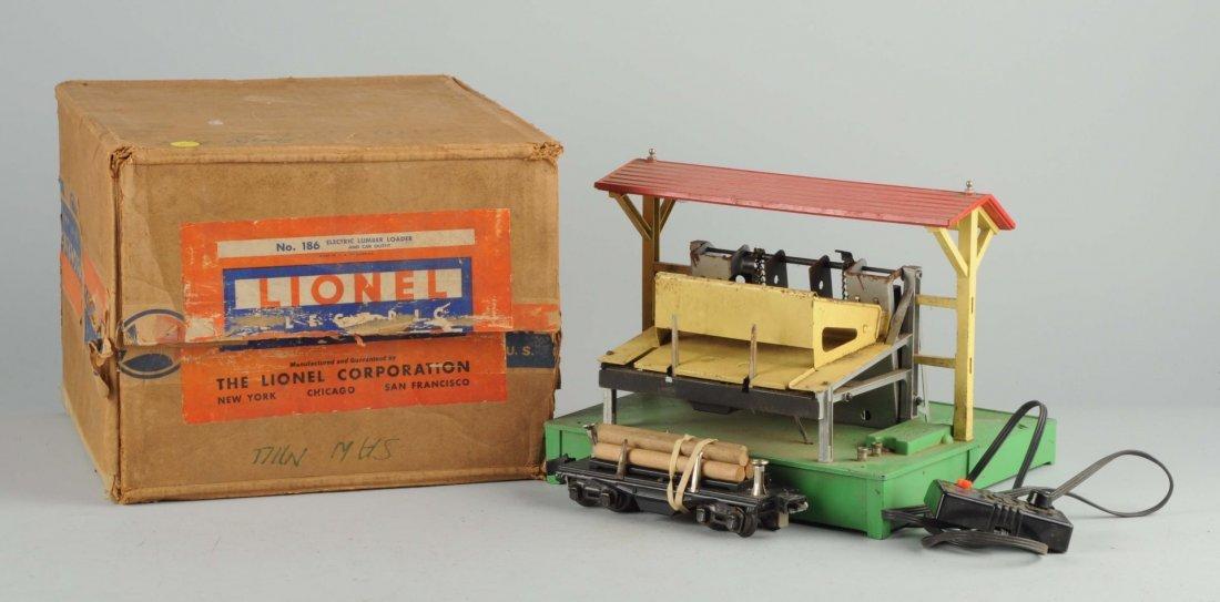 Lionel No. 186 Set.