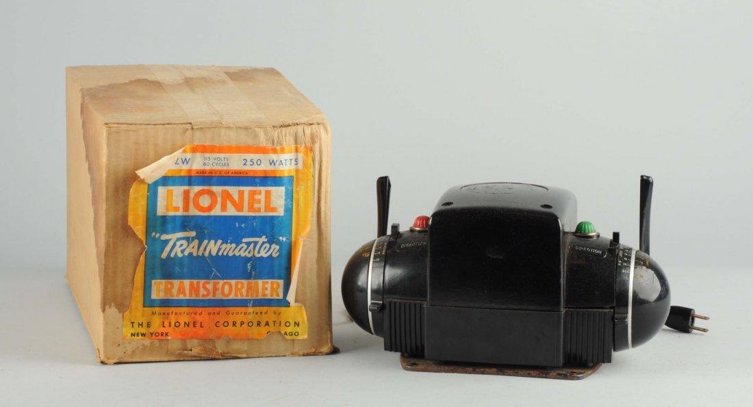 Lionel ZW Transformer.