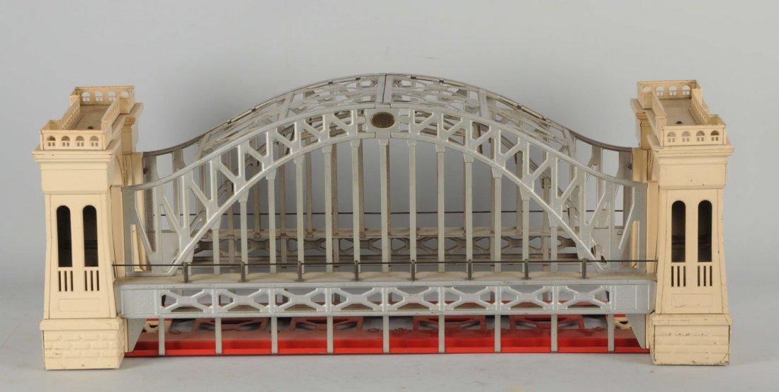 Lionel Tin Plate Standard Gauge Hellgate Bridge.