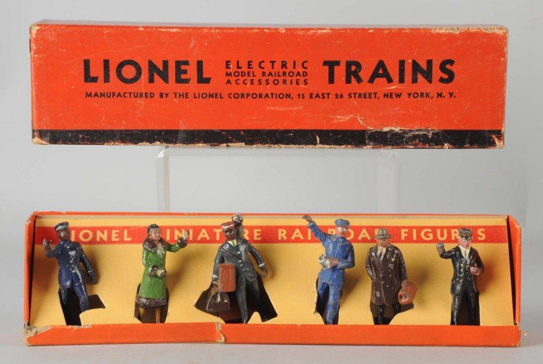 Lionel No. 55 Miniature Railroad Figures.