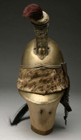 French Dragoon Helmet.