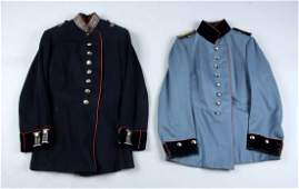 Lot of 2 Imperial German Tunic  Frock Coat