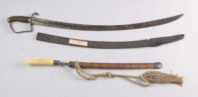Lot Of 2: P-guard & Burmese Sabres.