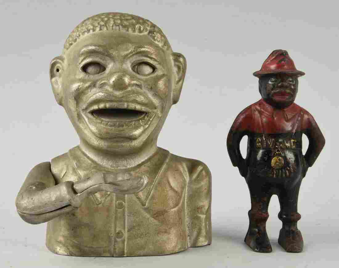 Lot of 2: African-American Banks.