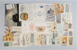 Lot of 20 Tool  Agriculture Related Trade Cards