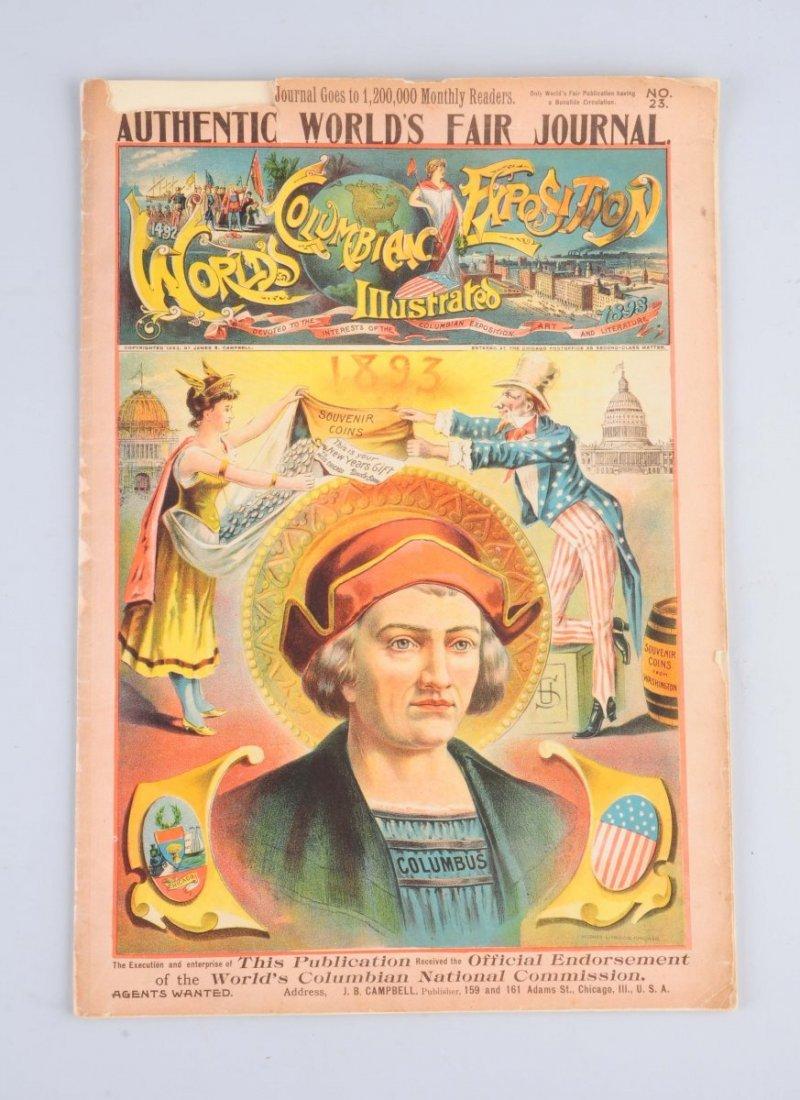 World's Columbia Exposition Illustrated Magazine.