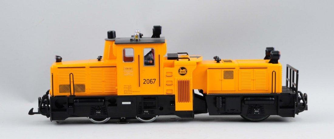 LGB No. 20670 Locomotive.