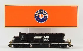 Lionel No. 28257 Norfolk & Southern Sd40.