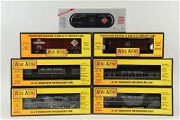 Lot Of 7 MTH  Williams Rolling Stock