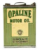 Sinclair Oils Striped Motor Oil One Gallon Can