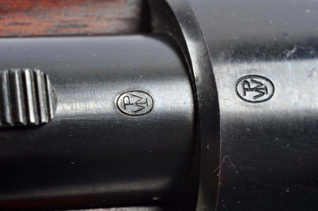(C) Winchester Model 1905 Semi-Automatic Rifle. - 8