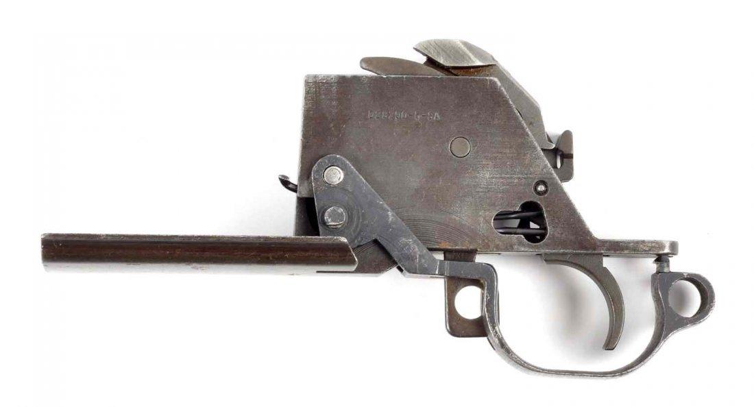 (C) U.S. Springfield M1 Garand Semi-Auto Rifle. - 10