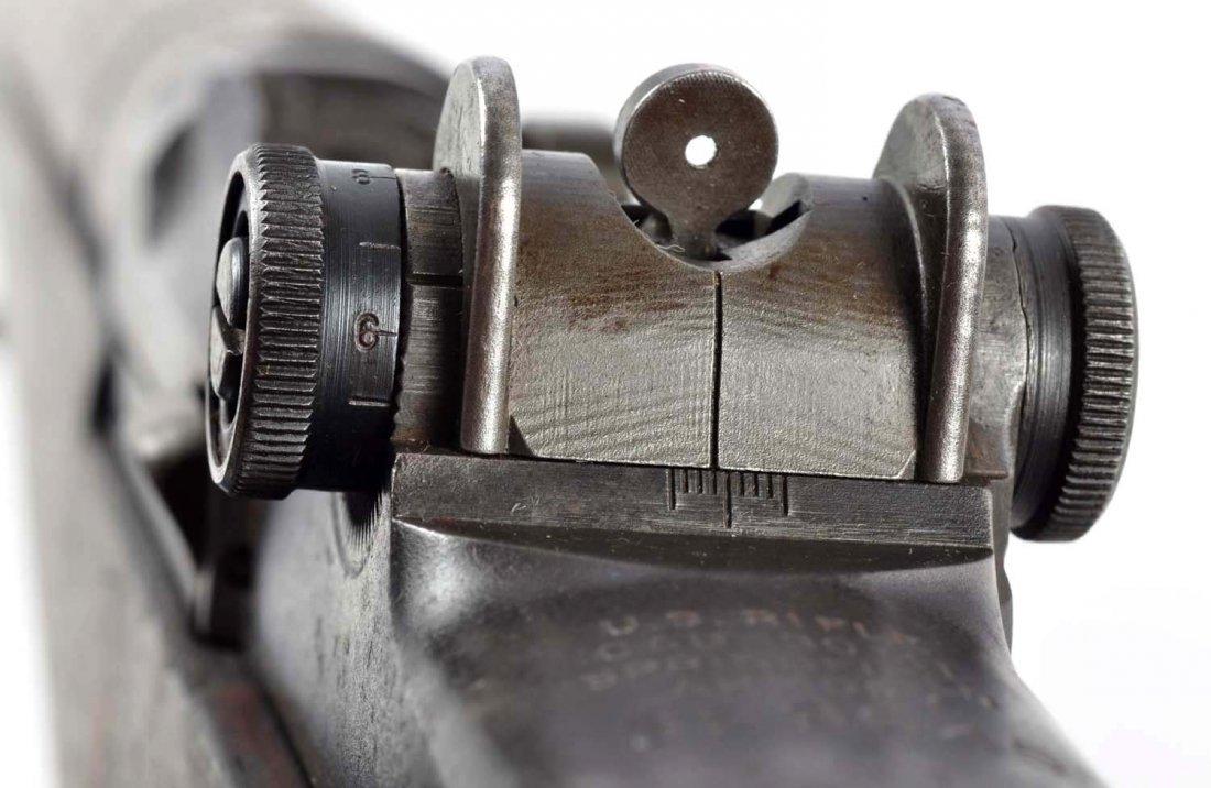 (C) U.S. Springfield M1 Garand Semi-Auto Rifle. - 3
