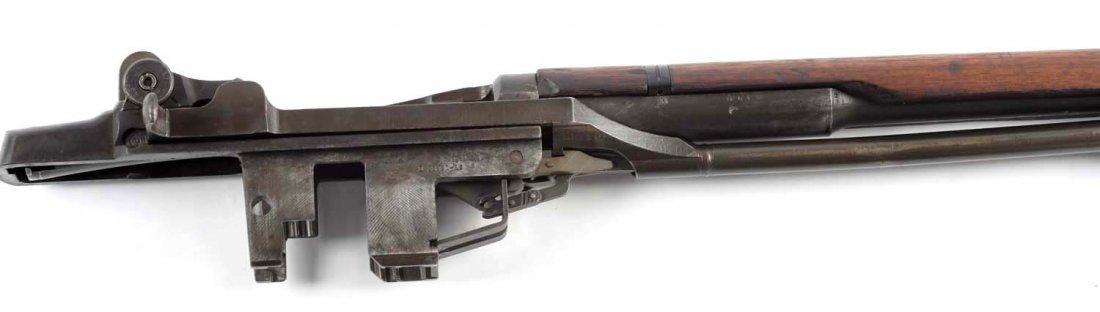 (C) U.S. Springfield M1 Garand Semi-Auto Rifle. - 4