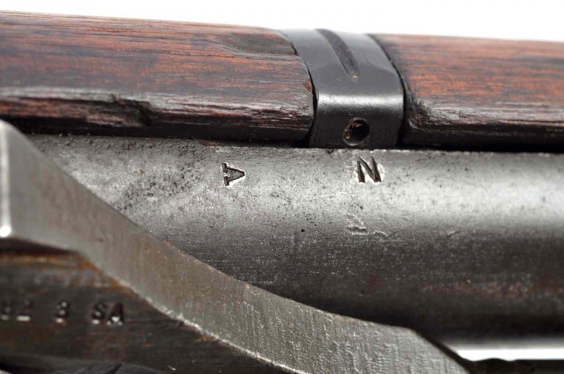 (C) U.S. Springfield M1 Garand Semi-Auto Rifle. - 7