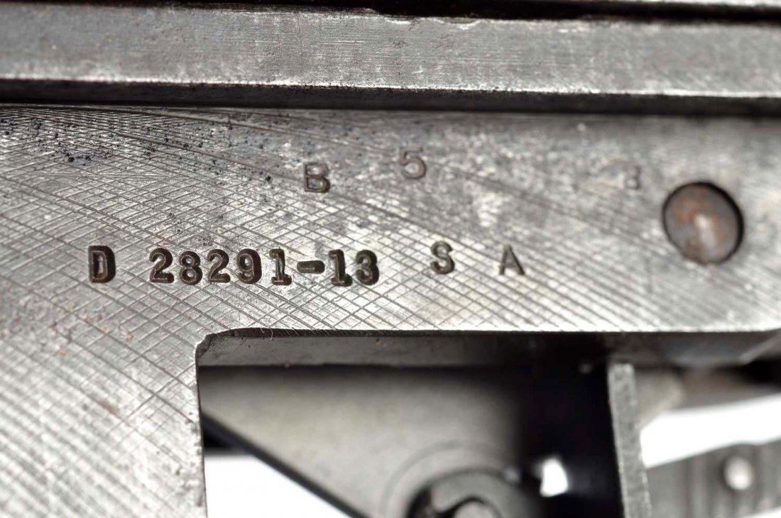 (C) U.S. Springfield M1 Garand Semi-Auto Rifle. - 9