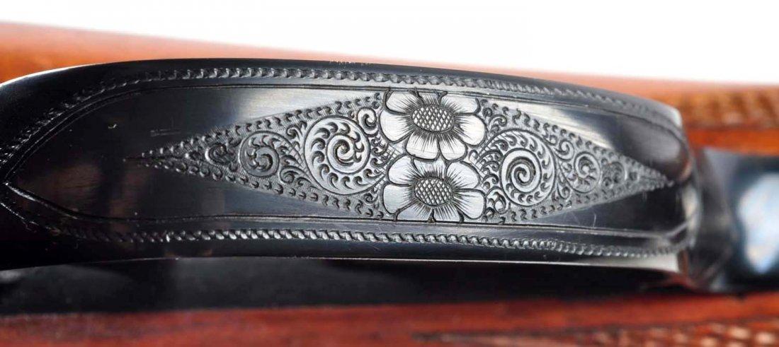 (C) Engraved Mannlicher Schoenauer 1952 Carbine. - 5