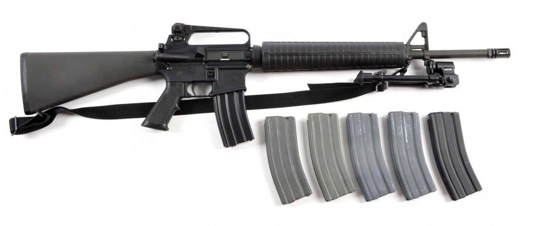 (M) Olympic Arms Model M.F.R. AR-15 Rifle. - 3