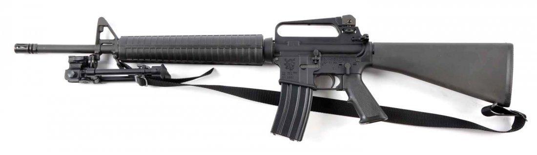 (M) Olympic Arms Model M.F.R. AR-15 Rifle. - 4