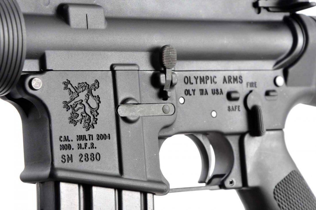 (M) Olympic Arms Model M.F.R. AR-15 Rifle. - 5