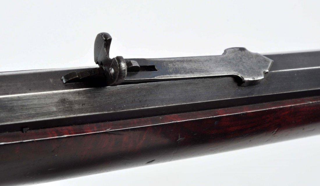 (A) Winchester Model 1892 Takedown L.A. Rifle. - 2
