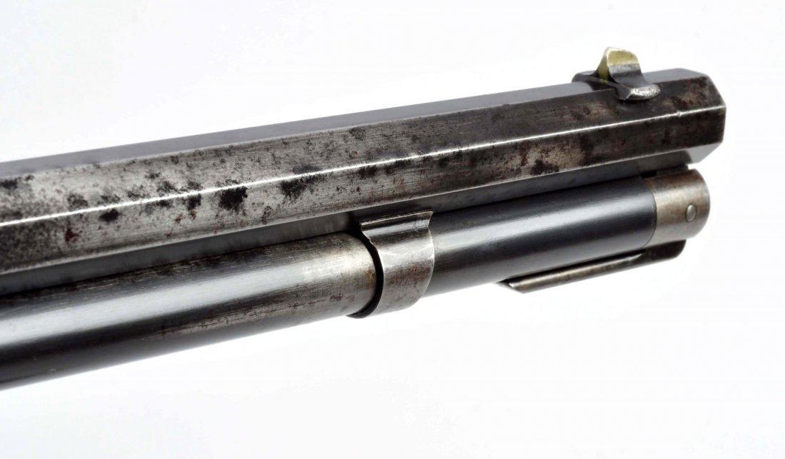(A) Winchester Model 1892 Takedown L.A. Rifle. - 3