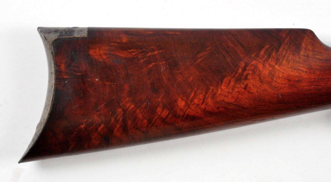 (A) Winchester Model 1892 Takedown L.A. Rifle. - 8