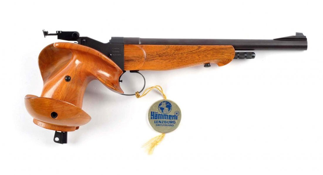 Original Hammerli Model 103 Target Single Shot .22 Pistol Hammer