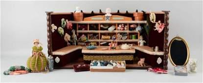 Handmade Wooden Sewing Shoppe.