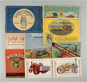 Lot of 8 Early Farming  Agriculture Catalogs
