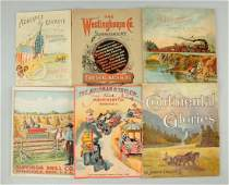 Lot of 6 Early Agriculture Related Catalogs