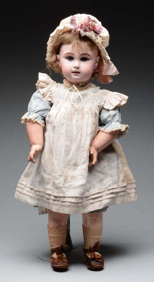 Exquisite Incised Jumeau Bébé Doll.