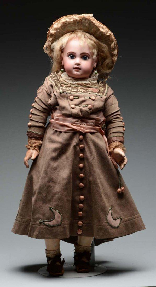 Remarkable E. J. Jumeau Bébé Doll.