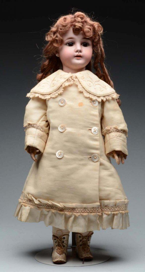 Mon Trésor Bébé Doll.