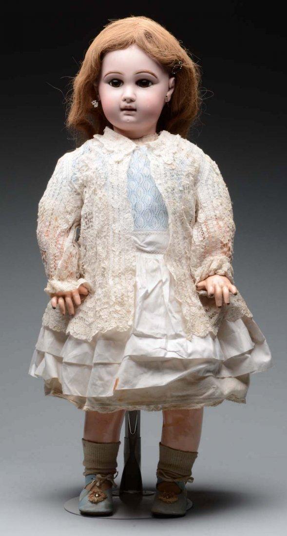 Impressive Jumeau Bébé Doll.
