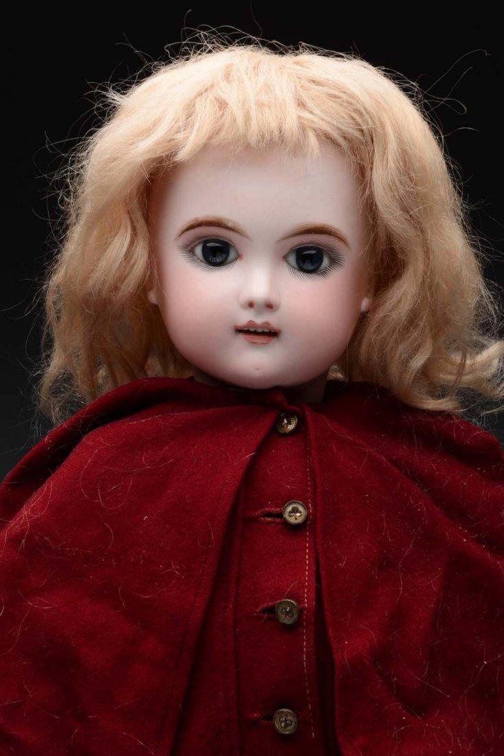 French Eden Bébé Doll. - 2
