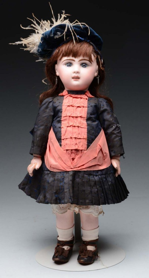 French Jumeau B.L. Bébé Doll.